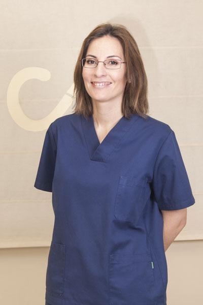 Dra. Silvia Méndez Eirey