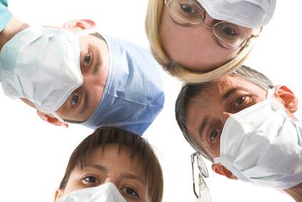 Elige profesionales no clínicas